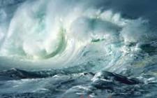 Mơ thấy sóng: Biểu thị niềm vui