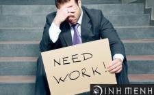 Mơ thấy thất nghiệp: Tài năng sẽ bị mai một