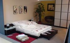 Nếu niên tinh là Nhị hắc tinh thì làm thế nào để tính Phi tinh bay đến giường?