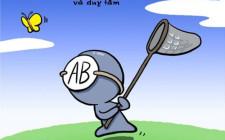 Nhóm máu AB và cung ma kết