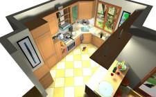 Phong thủy bếp nấu ăn