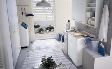Phong thủy máy giặt rất khó khống chế