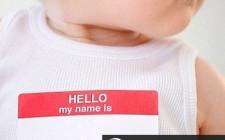 Phong thủy về tên người