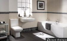 Tại sao nhà vệ sinh cần phải khô ráo, thông thoáng?