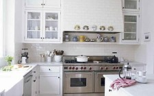 Thịnh vượng khí trong phòng bếp
