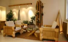 Trang trí bên ngoài nhà và trang trí trong phòng đạt phong thủy cát tường