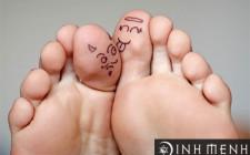 Tướng ngón chân nói lên điều gì ở bạn?