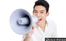 Xem tướng âm thanh giọng nói