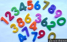 Ý nghĩa phong thủy các con số