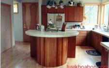 Yếu lĩnh cơ bản trong thiết kế và sửa sang phòng bếp(phần 1)
