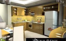 5 Điều cần tránh khi thiết kế phong thủy nhà bếp