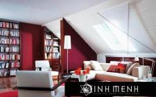 Bí quyết thiết kế và bài trí nội thất hài hòa trong nhà ở