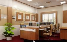 Chọn đúng phương hướng khi thiết kế cho phòng làm việc