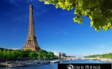 Khám phá ý nghĩa giấc mơ  ở Paris - nằm ngủ mơ thấy tháp eiffel