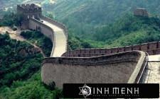 Khám phá ý nghĩa giấc mơ ở Trung Quốc - nằm ngủ mơ thấy Vạn Lý Trường Thành