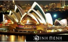 Khám phá ý nghĩa giấc mơ ở nước Úc - nằm ngủ mơ thấy mình đi Úc