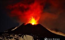 Khám phá ý nghĩa giấc mơ thấy núi lửa - ngủ nằm mơ thấy núi lửa phun trào
