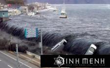 Khám phá ý nghĩa giấc mơ thấy sóng thần - ngủ nằm mơ bị sóng thần cuốn