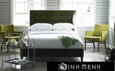 Màu sắc phòng ngủ đem lại giấc ngủ bình yên