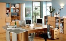 Phòng làm việc nên bố trí nơi yên tĩnh, đủ ánh sáng