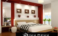 Tái tạo năng lượng cho phòng ngủ