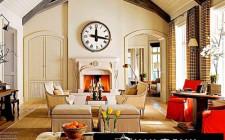 Đồng hồ nên treo ở đâu trong nhà ?