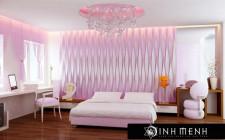 Cách bố trí phòng ngủ để vợ chồng thêm hòa hợp