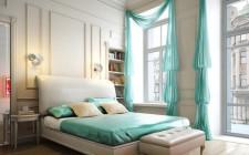 Cát hung của phòng ngủ chủ yếu dựa vào hướng cửa