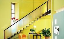 Cầu thang tối kỵ thiết kế quá dốc