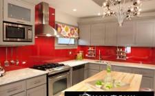 Chọn màu sắc may mắn hài hòa cho gian bếp