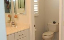 Giảm tác động xấu của toilet nhờ khoa học phong thủy