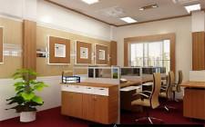 khoa học phong thủy bố trí nội thất văn phòng