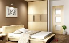 khoa học phong thủy trong thiết kế nội thất phòng ngủ cho vợ chồng (P1)