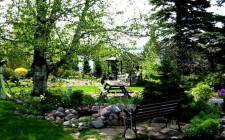 Kiểm soát khí trong sân vườn