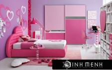 Màu hồng giúp kích hoạt năng lượng tình yêu