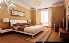Nên kê giường ngủ giữa hay sát góc phòng