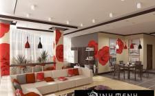 Những yếu tố khoa học phong thủy cơ bản trong thiết kế phòng khách