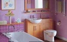 Phòng tắm nên đặt ở hướng xấu và hướng về hướng tốt