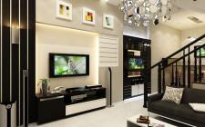 Thiết kế nội thất hiện đại hợp khoa học phong thủy