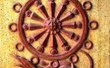 Bánh xe pháp luân phong thủy cho trí tuệ trong tình yêu