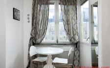 Bố trí hài hòa cửa sổ và nội thất