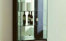 Bố trí tủ rượu hợp phong thủy