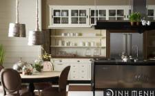 Cách làm đẹp phòng bếp