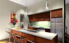 Chú ý phong thủy trong thiết kế phòng bếp gia đình