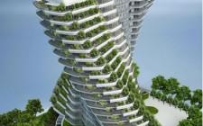 Công trình kiến trúc sinh thái học có quan hệ như thế nào với phong thủy?