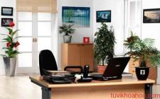 Cửa văn phòng tại gia nên thiết kế như thế nào?
