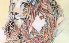 Cung bạch dương và sư tử