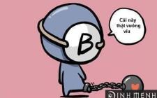 Cung bảo bình nhóm máu B