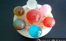 Đĩa thất tinh – 7 quả cầu trong phong thủy