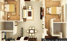 Lưu ý phong thủy khi mua chung cư